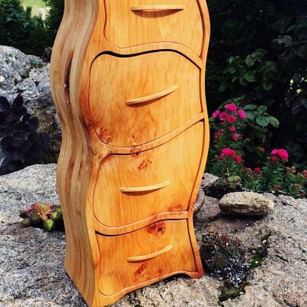 Bau dir ein individuelles Holzkästchen (groß)